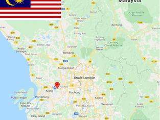 Pozeen Malaysia Location