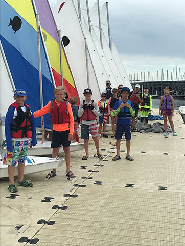 Sail campers gearing up for the day!.jpg