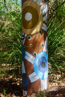 coomaditchy lagoon totems