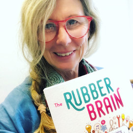 rubber brain