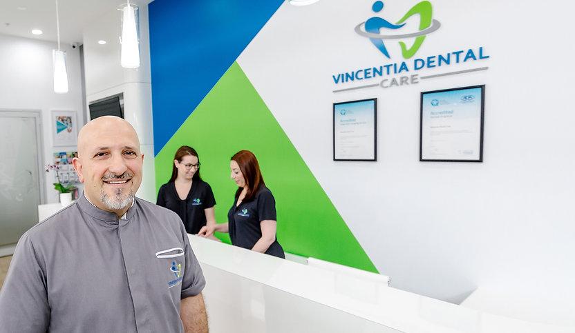 Vincentia Dental Care, Meet Our Teamt