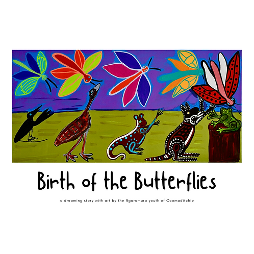 Birth of the Butterflies