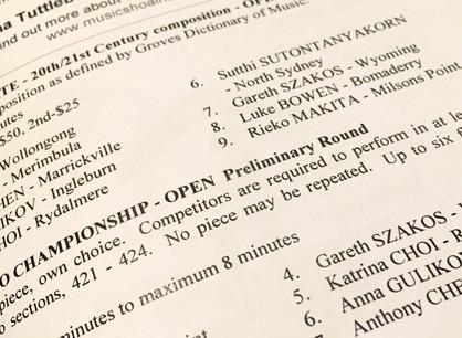 piano championship