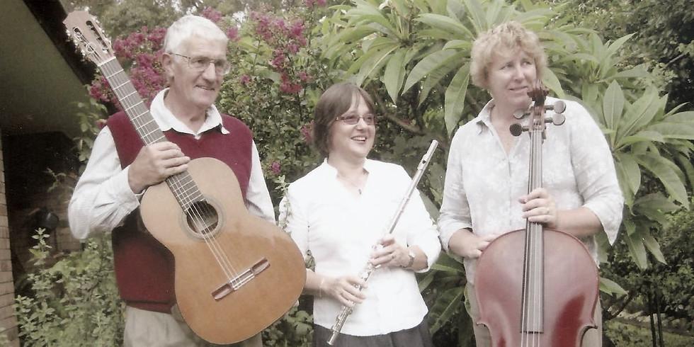 70th Anniversary Celebration Trio 42 and Tapas