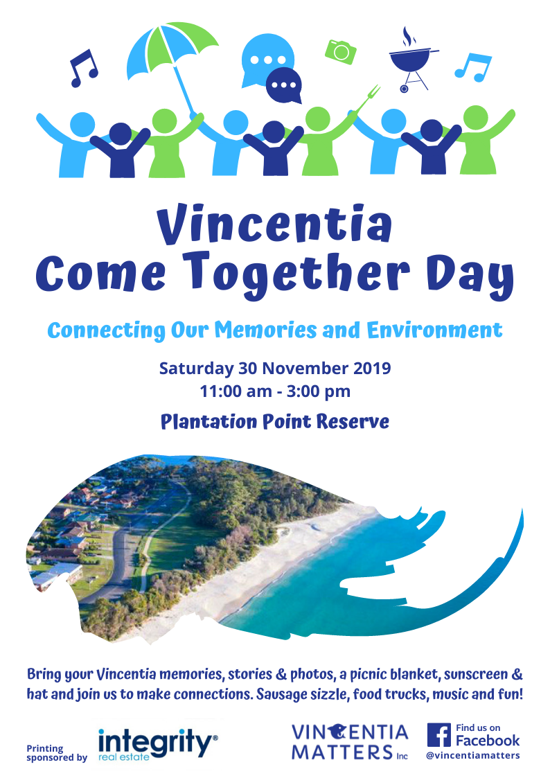 vincentia come together