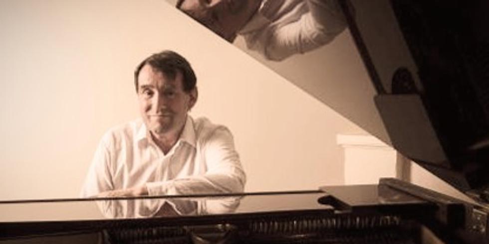 John Martin (Piano) and Georgina Oakes (Clarinet)