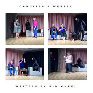 Carolien & Wessex by Kim Cheel