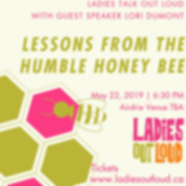 Copy of Lessons from the humble bumble b
