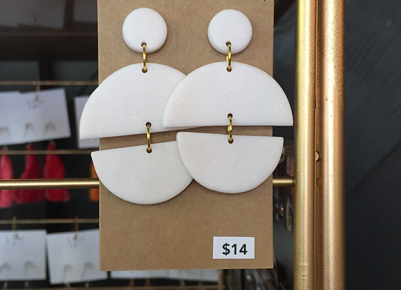 Sew Handmade Earrings ($14)