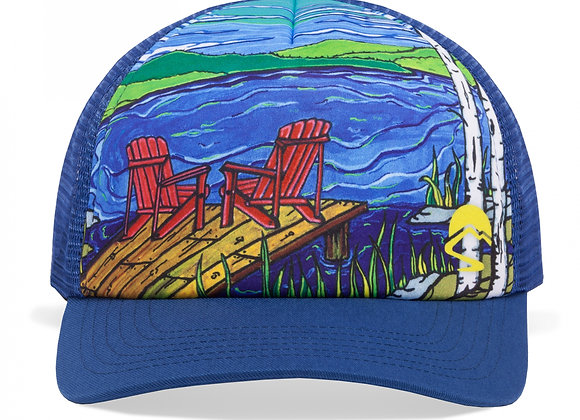 """Lakeside"" Trucker Hat"