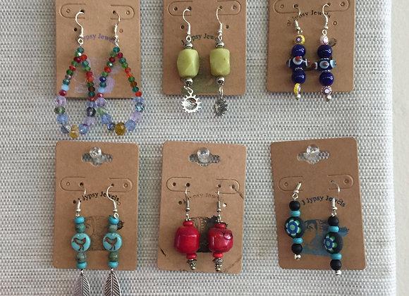 J Jypsy Beaded Earrings