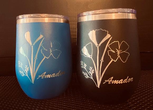 Amador Wine Tumbler
