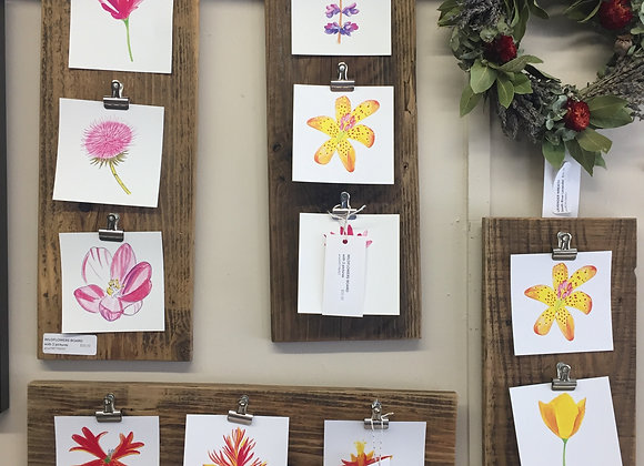 Wildflowers / Picture Board