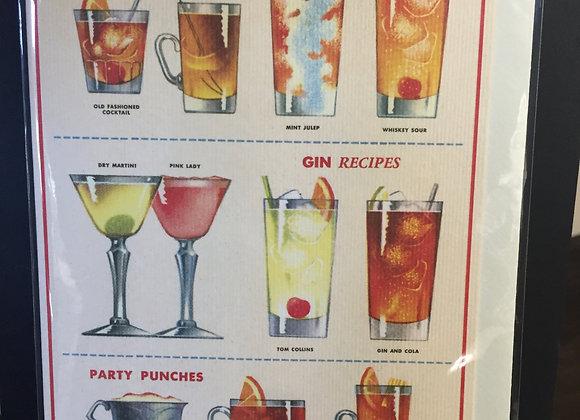 """Cheers"" blank card"