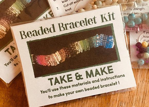 Beaded Bracelets Kit