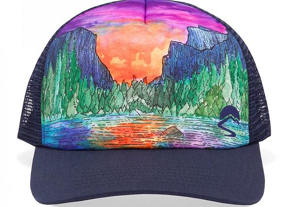 """""""Range of Light"""" Trucker Hat"""