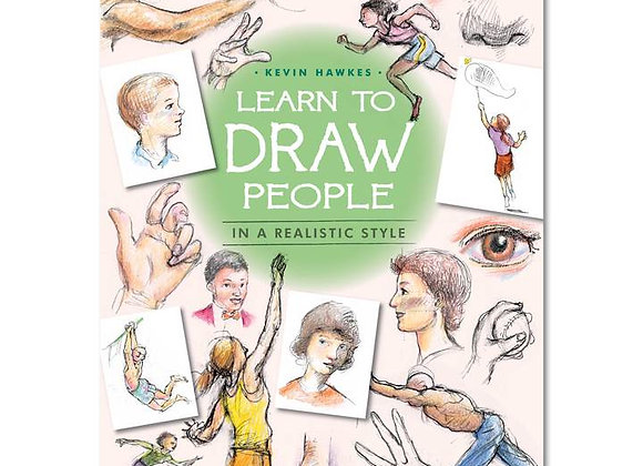 """""""Learn to Draw"""" Books"""