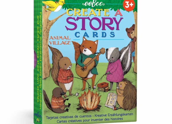 """""""Tell Me a Story"""" Cards"""