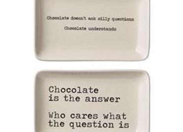 Chocolate Dish