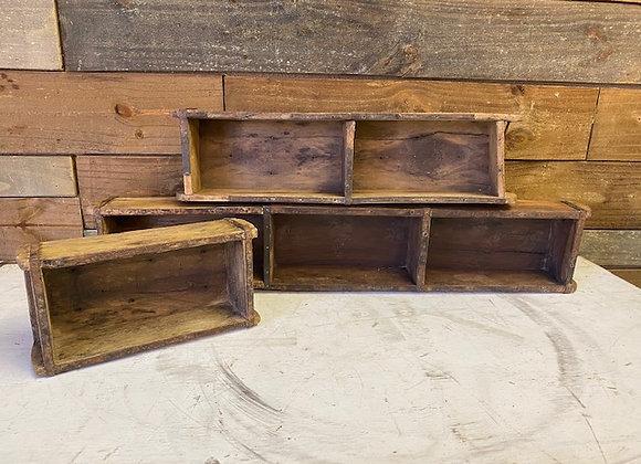 Double Wood Brick Mold