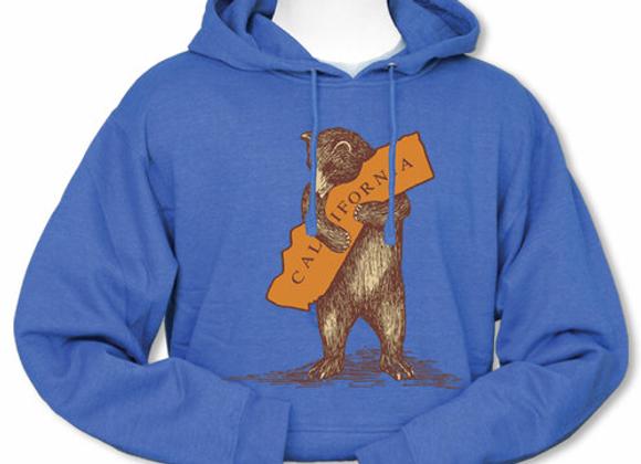 California Bear Hug Hoodie
