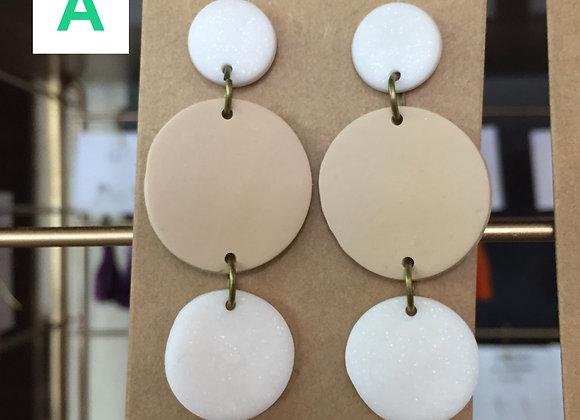 Sew Handmade Earrings ($8)