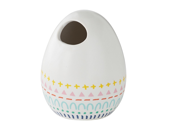 Painted Egg Budvase