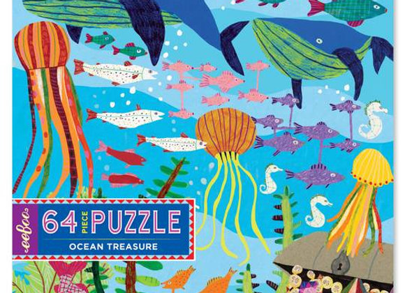 64 Piece Puzzles