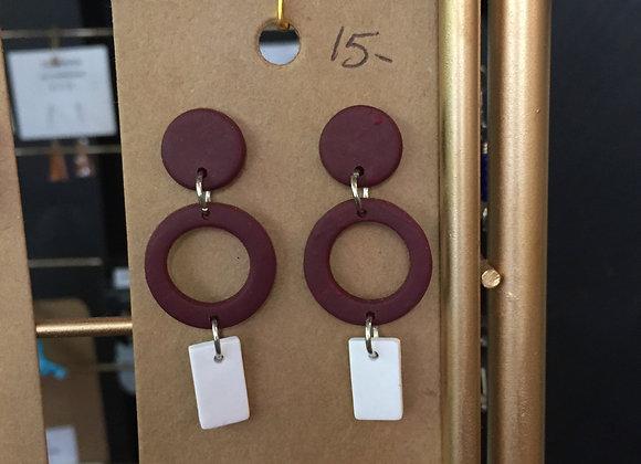 Sew Handmade Earrings ($15)