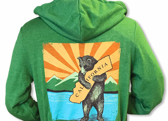 Mountain Bear Hoodie