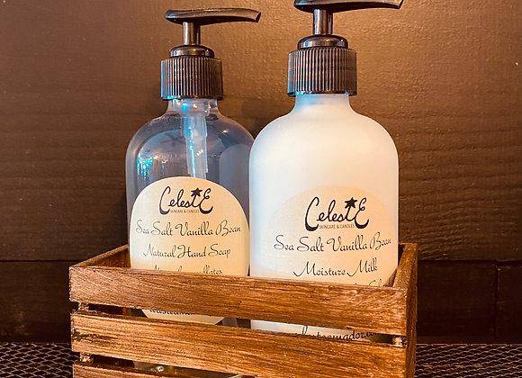 Hand Soap/Moisture Milk Gift Set