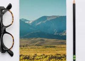 Sierra Mountains Journal