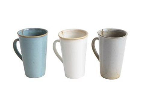 Mug w/ Tea Bag Slot