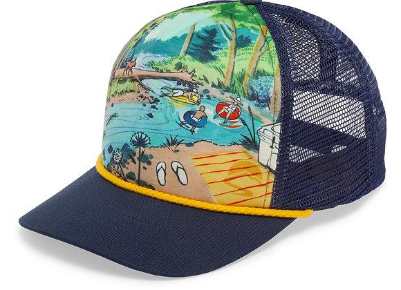 """Stream Dream"" Trucker Hat"