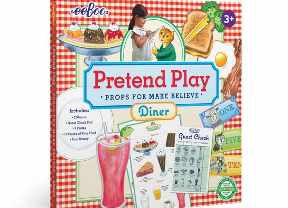 Kid's Pretend Play Games