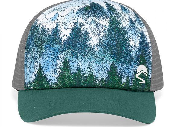 """""""Woodland"""" Trucker Hat"""