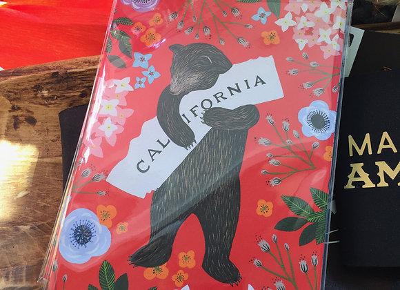 California Bear Postcards (6-pack)