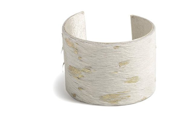 Ivory & Gold Cuff