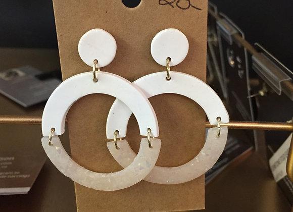 Sew Handmade Earrings ($20)