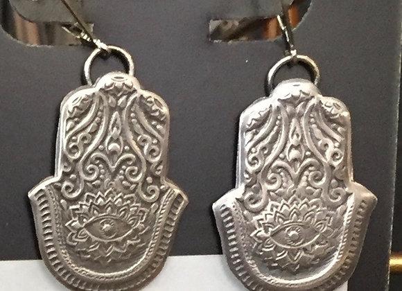 Sterling Silver Baja Designs Earrings