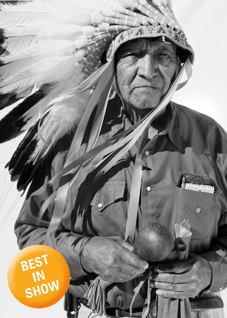 "Portrait from ""People of Yellowstone"" book wins Best in Show at Palm Beach Photo Centre ex"