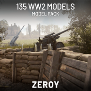 135 WW2 Models