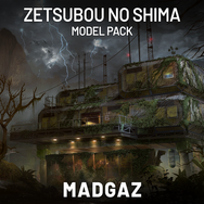 Zetsubou No Shima Models