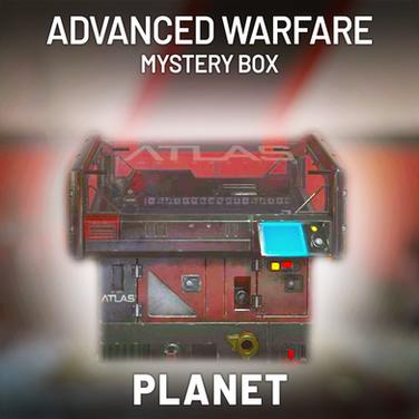 Advanced Warfare 3D Printer (Mystery Box)