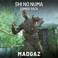 Shi No Numa Zombie Pack