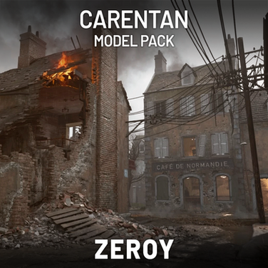 Carentan Models
