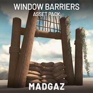 Window Barrier Asset Pack