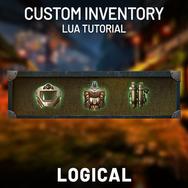 Custom Inventory with LUA