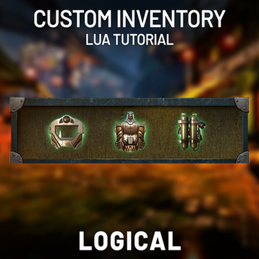 Custom Inventory with LUA