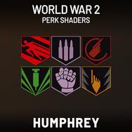 WW2 Perk Shaders
